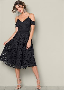 Платье Lace Midi