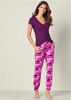 Пижама Printed Jogger