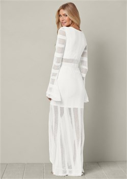 Платье Long Sweater - фото 4555