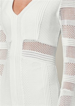 Платье Long Sweater - фото 4556