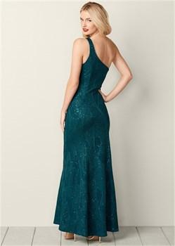 Платье High Slit Lace - фото 4563